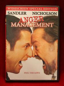 Dvd Anger Management 2003 43396100374 Ebay