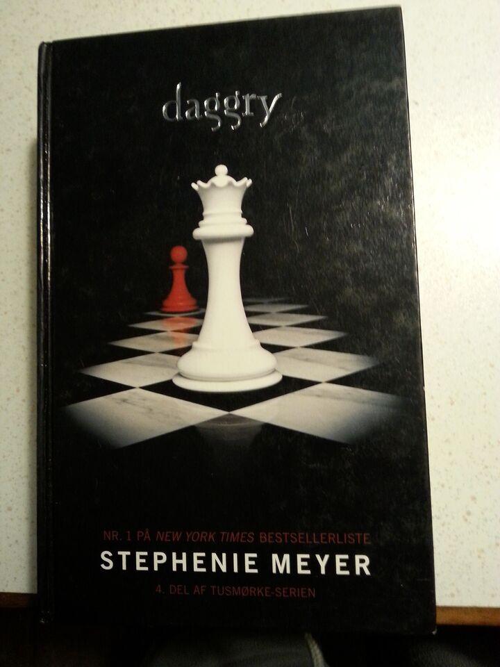 Diverse, Stephenie Meyer, genre: gys