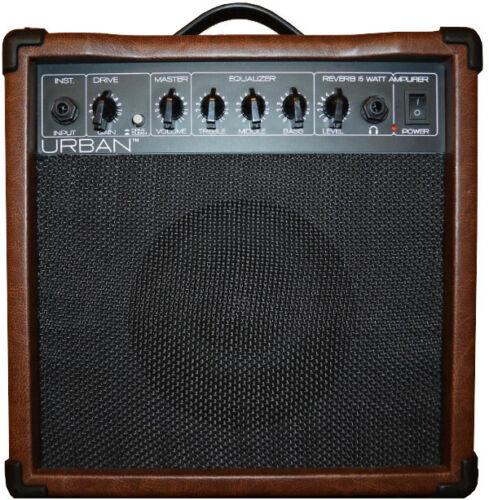 keit001p Black Heavy Duty Keith Urban 15 Watt Guitar Amplifier Combo Cover