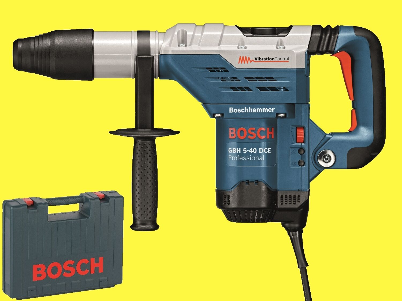 BOSCH Bohrhammer GBH 5-40 DCE SDS Max ähnlich 4-32 Stemmhammer GSH 5