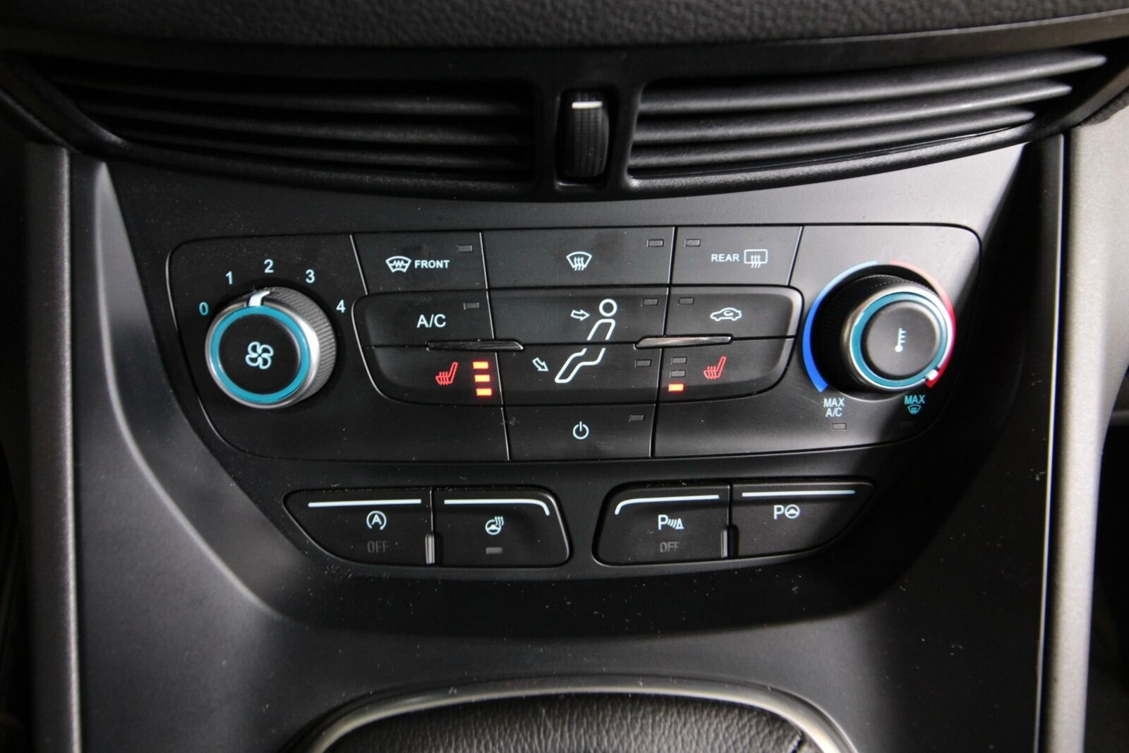 Ford C-MAX TDCi 120 Cool & Connect
