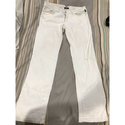 Versace Jeans Couture White Jeans size 31