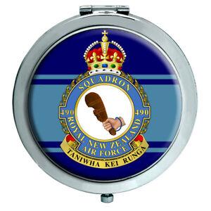 490 Geschwader Rnzaf Neuseeland Air Force Kompakter Spiegel
