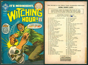 1974-Philippines-NATIONAL-DC-The-Witching-Hour-Vol-7-No-50-COMICS