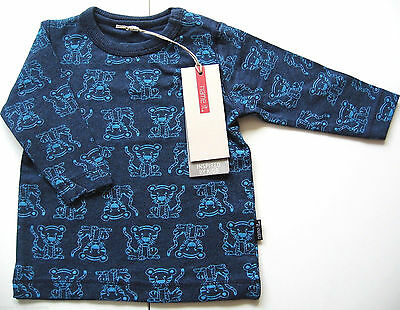 LA Shirt Gr.56 Name It NEU m.E Tiger blau baby