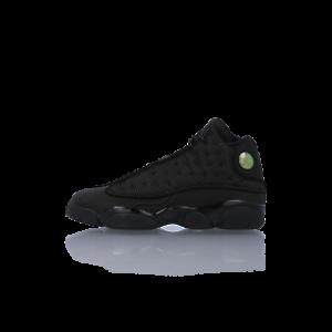 Nike air jordan 13 xiii retrò gatto nero di antracite size13 nuova ricetta con nike