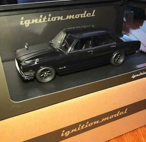 IGNITION-MODEL-NISSAN-SKYLINE-DIECAST-MODEL-CAR-COLLECTIBLE-RARE-1-18-GT-R-F-S