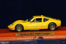 Atlas - Verlag DDR Auto 1:43 Modell  Melkus RS 1000 Coupe