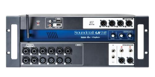 Soundcraft Ui16 Remote Control Digital Mixer
