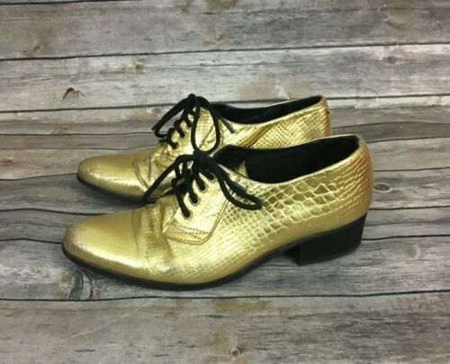 Miista Gold Oxford (Size: 9) EUR 39