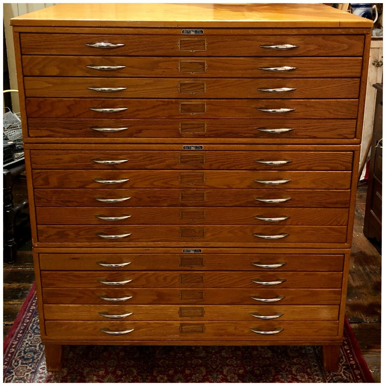 Picture of: 37 One Drawer Wood File Cabinet Gallery