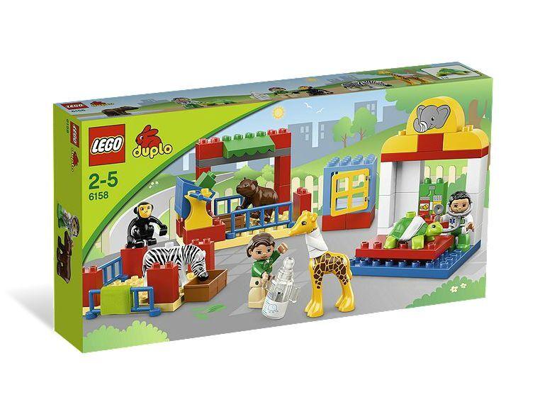 LEGO® DUPLO® 6158 Tierpflegestation NEU OVP_ Animal Clinic NEW MISB NRFB