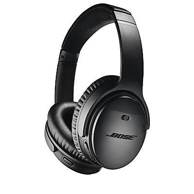 NEW Bose QuietComfort 35 Wireless Headphones II - Black