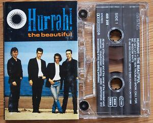 HURRAH-THE-BEAUTIFUL-KITCHENWARE-KWC10-EUROPE-1989-CASSETTE-TAPE-VG