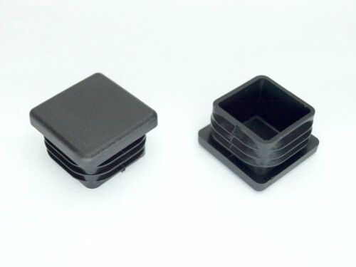 Stopfen Quadratrohr 60x60mm 3mm Lamellen Abschluss