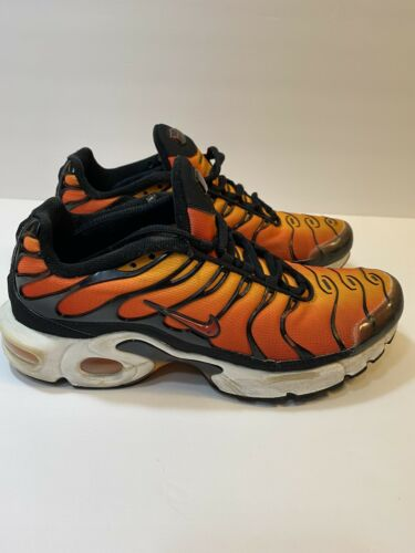 Nike Air Max Tn Ultra Tiger 8 Black Team Orange 89