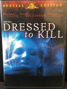 Dressed-to-Kill-DVD-2001-Special-Edition-Bilingual-Widescreen-Horror