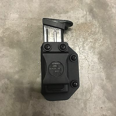 For Glock19 OWB Shield Holster and Single DblStack 9//40 MagHolderCombo R//H Black