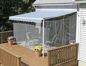 SunSetter Screen Room for SunSetter Manual Retractable ...