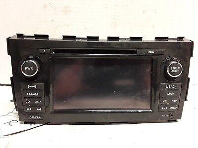 2013-2014 Nissan Altima Sedan Navigation CD Player Radio 25915-3TA1A OEM 13 14