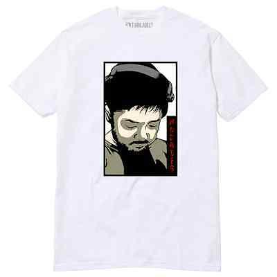 Nujabes T Shirt Jun Seba Underground Hip Hop Legendary Producer Underground