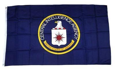 Fahne / Flagge USA - CIA NEU 90 x 150 cm Flaggen