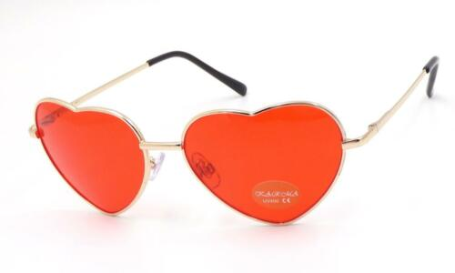 Karma Wholesale Heart Shaped Retro Vintage Fashion Sunglasses Joblot  Unisex