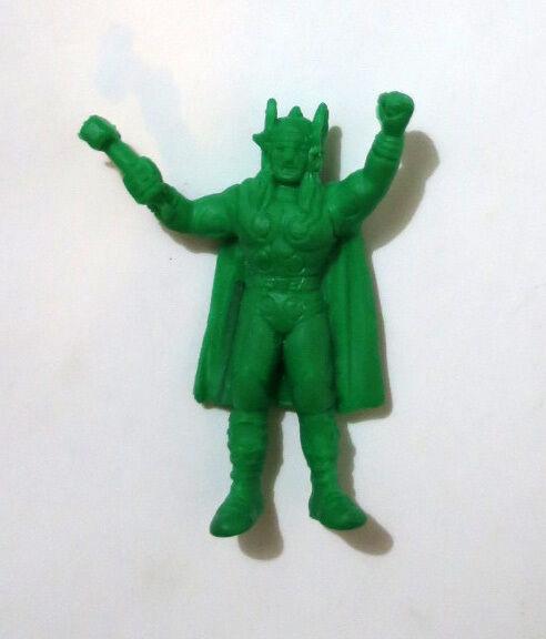 Mighty Mighty Mighty Thor 1  keshi gomu gachapon toy 1979 Japan Marvel Comics Japanese RARE ff79f4