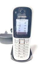 Siemens Gigaset s68h s68 parte mobile per s680 s685 + NUOVO BATTERIE TOP!!!