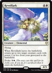 MTG-Reveillark-Commander-Anthology-2-Rare-White-Magic-the-Gathering-NM-M