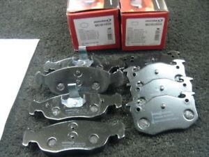PEUGEOT 106 GTI RALLYE FRONT /& REAR MINTEX BRAKE PADS