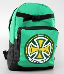 Independent-78-Camiones-Co-Skate-Mochila-Kelly-Verde-Bolso-Oferta