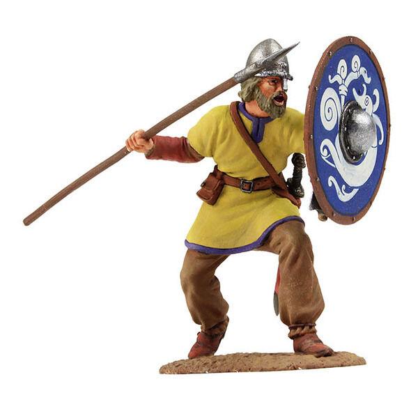 BRITAINS SOLDIER 62104 - Viking Shield Wall Defender No.1