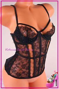 nwt victorias secret lingerie designer collection corset