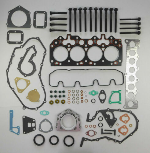 Pour Landrover Defender Discovery 2.5 300 TDi COMPLET Puisard /& joint de culasse Set /& Bolts