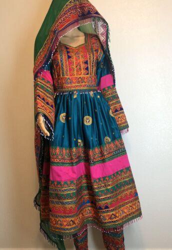 Afghan Women Dress Made In Afghanistan.