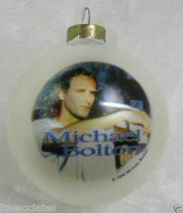 MICHAEL-BOLTON-ORNAMENT-1996-COLLECTIBLE-LIMITED-EDITION-New
