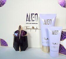 Thierry Mugler ALIEN GESCHENKSET 3-teilig 30ml Eau de Parfum *nachfüllbar*  NEU