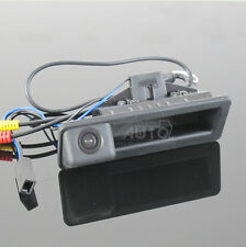 XTRONS Rear View Backup Reversing Parking Camera for BMW 5 Series New 3 Series X3