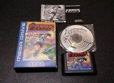 Comix Zone, includes Music CD ( Sega Megadrive )