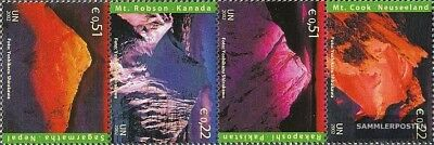 Open-Minded Uno kompl.ausg. Wien 363-366 Viererstreifen Postfrisch 2002 Int Quality In Jahr Der Be Superior