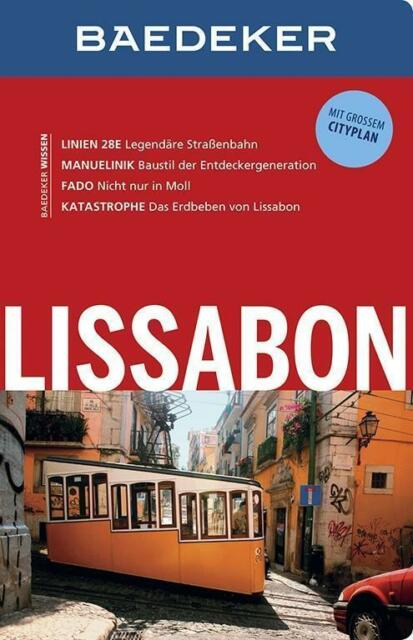 Missler, Eva - Baedeker Reiseführer Lissabon: mit GROSSEM CITYPLAN /3