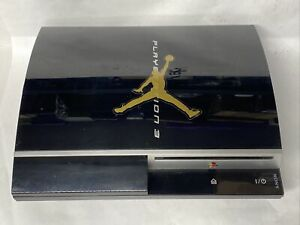 Sony Playstation 3 PS3 Fat Console CECHL01 AS/IS For PARTS/REPAIR Console Only