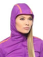 Nike sz S Women's IMPOSSIBLY LIGHT Running Jacket NEW $110 719767 556 Purple