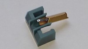 Saphir diamant pour platine vinyle sanyo st 25 d st 31 j st 40 dx mg250 mg40x - Ampli pour platine vinyl ...