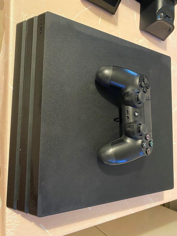 Playstation 4 Pro, CUH7016B, Perfekt