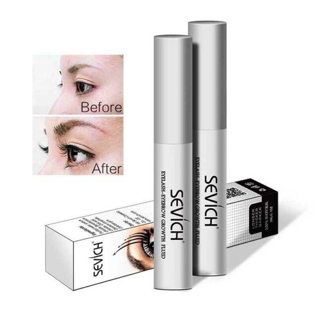 fe2eb052b70 Sevich Eyelash Growth Serum Eye Lash Boost Enhancer Natural Hair Rapid  Thinker