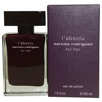 Narciso Rodriguez L'absolu For Her By Narciso Rodriguez Eau De Parfum Spray 1.6 on sale