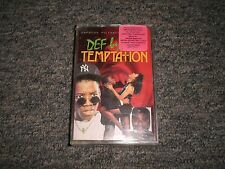 Def By Temptation~Original Soundtrack~Freddie Jackson~Ashford & Simpson~SEALED