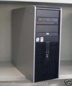 COMPUTER-HP-DC7800-CPU-INTEL-QUAD-CORE-Q6600-WINDOWS-7-ver-Trial-30gg